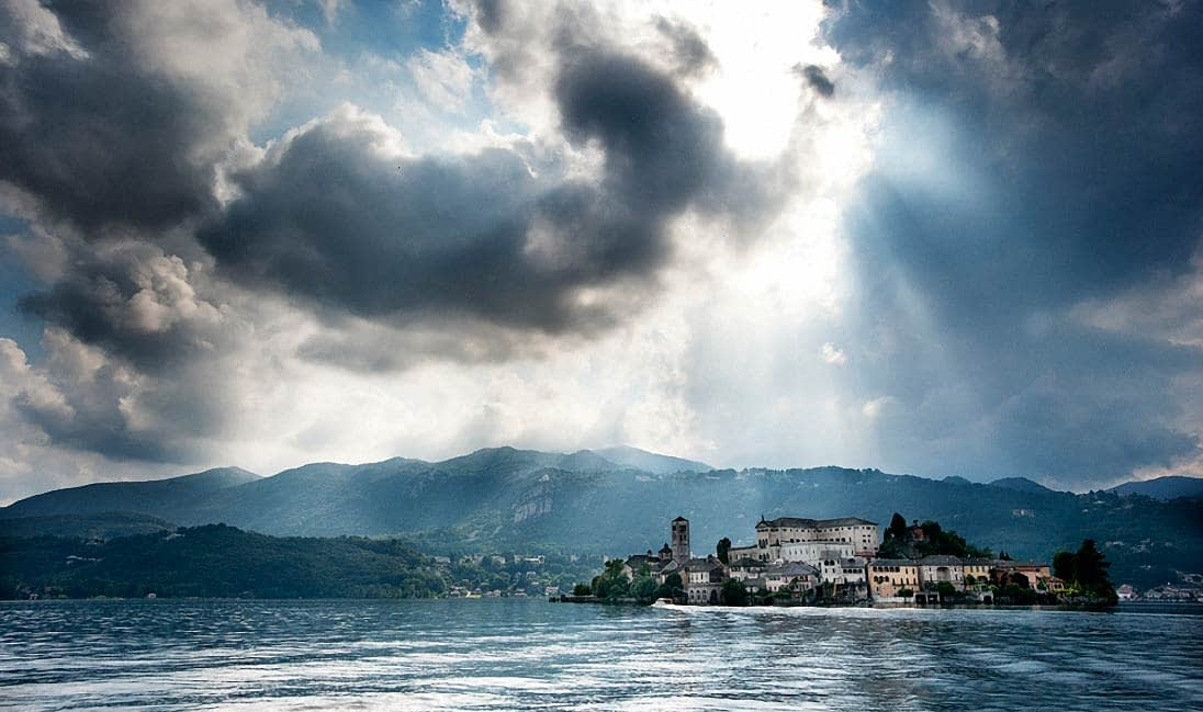 Experience Italy Travels on Lake Orta